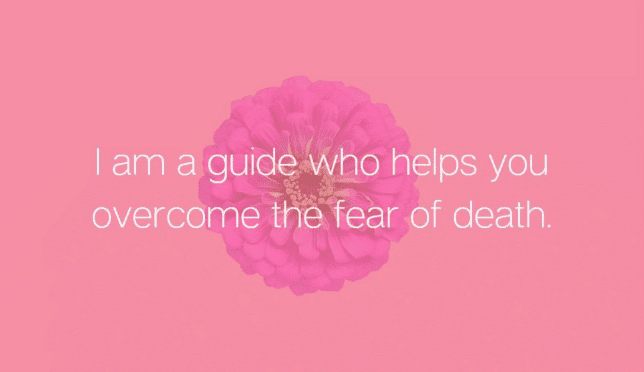 I am a guide who helps you overcome