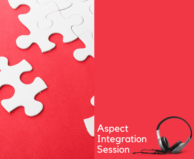Aspect Integration Session